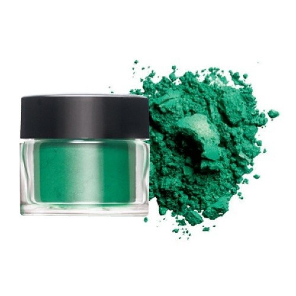 Пигмент для Shellac, акрила, геля CND Additives pigment Medium green зеленый 3,5 гр