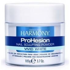 Harmony, Пудра ярко- белая ProHesion Vivid White 105 гр