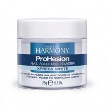 Harmony, Пудра ярко- белая ProHesion Xpress White 28 гр