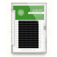LAMLIN Ресницы на ленте натуральные 0,05 С-10,11,12 мм