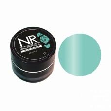Nail Republic, Пластилин для лепки на ногтях NR PLASTILINE 15, Аквамариновый 5 гр