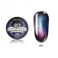 Azure, Гель лак кошачий глаз 9D в баночке 004 5 гр