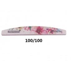 Nail SunShine, Пилка для маникюра 100/100
