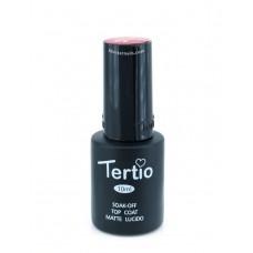 Tertio, База для гель лака Top Matte 10 мл.