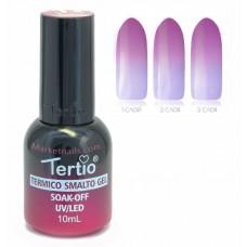Tertio, Термо гель лак № 023 10 мл
