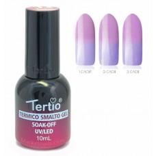 Tertio, Термо гель лак № 031 10 мл