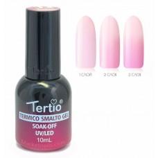 Tertio, Термо гель лак № 043 10 мл