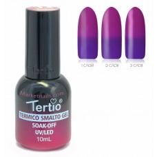 Tertio, Термо гель лак № 048 10 мл
