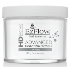 EzFlow HD, Пудра акриловая белая 113 гр