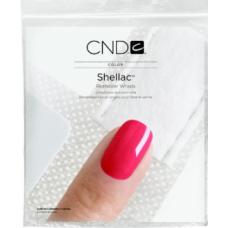 Спонжи для удаления Shellac, Remover Wraps 10 шт