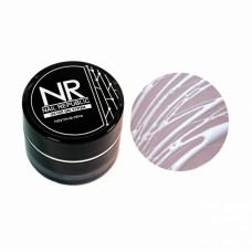 Nail Republic, Паутина-гель для дизайна ногтей, White 5 гр