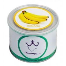 Воск для депиляции баночный Банан 500 гр