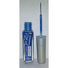 Nubar, Лак для росписи Royal Blue A136 cиний-металик 8,8 мл