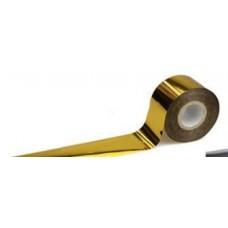 Фольга для литья золото 1000 см*4 см