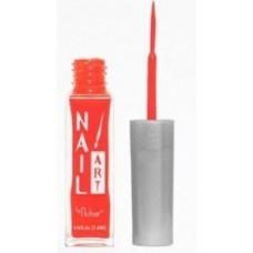 Nubar, Лак для росписи Neon Red A116 неоновый морковно-красный 8,8 мл