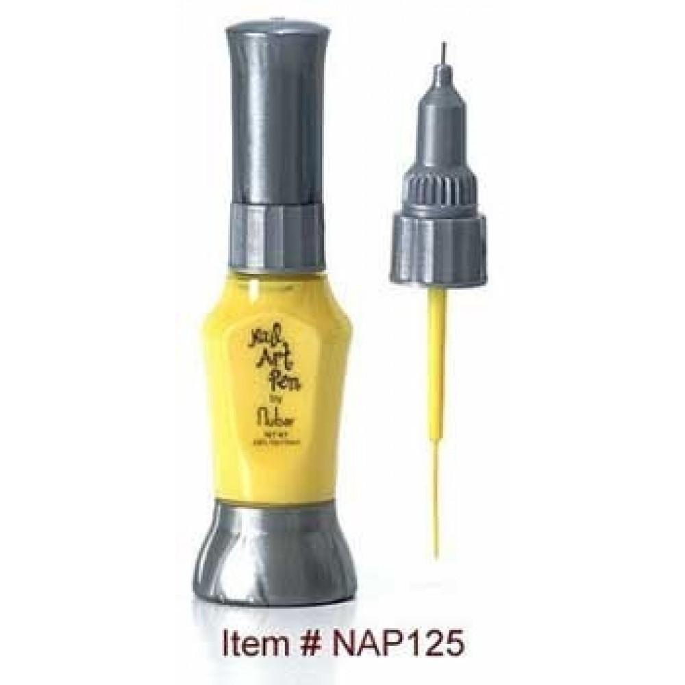 Страй карандаш для росписи Two way Sunny Yellow № 125 Желтый