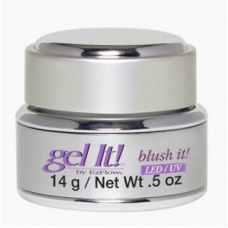 Ezflow, Гель нежно - розовый Blush it! LED/UV 14 гр