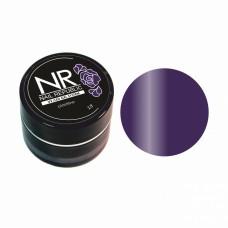 Nail Republic, Пластилин для лепки на ногтях NR PLASTILINE 18, Темно-фиолетовый 5 гр