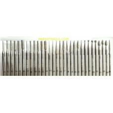 Алмазные фрезы для маникюра, педикюра 1 шт