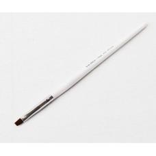 Кисть для геля деревянная ручка №6