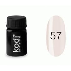 Kodi, Гель-краска 4 мл. №57 светло-розовый