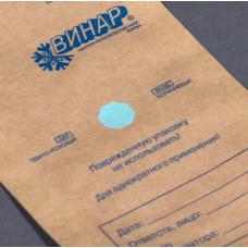 Крафт пакеты 80*150 - 10 шт