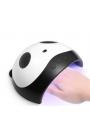 Гибридная лампа для ногтей LED/UV 36 W USB