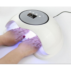Лампа для маникюра LED/UV 72w BQ-72W