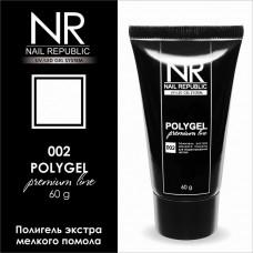 NR, Полигель Белый 002 60 гр