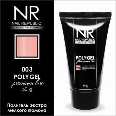 NR, Полигель Телесно- коричневый 003 30 гр
