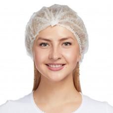 Медицинская шапочка берет Шарлотта Белая 1 шт