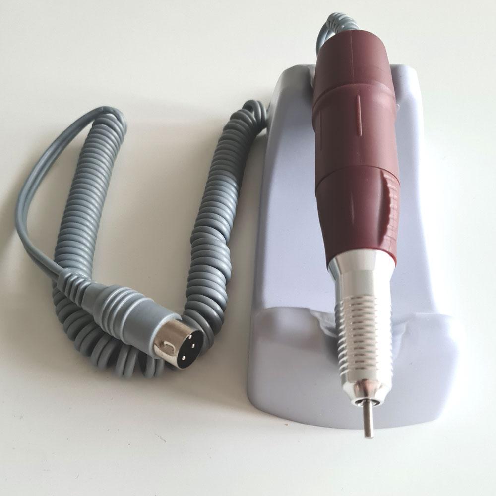 Ручка фрезер для маникюрного аппарата Strong 102II (к Стронг 210, 90, 207А, BMS)