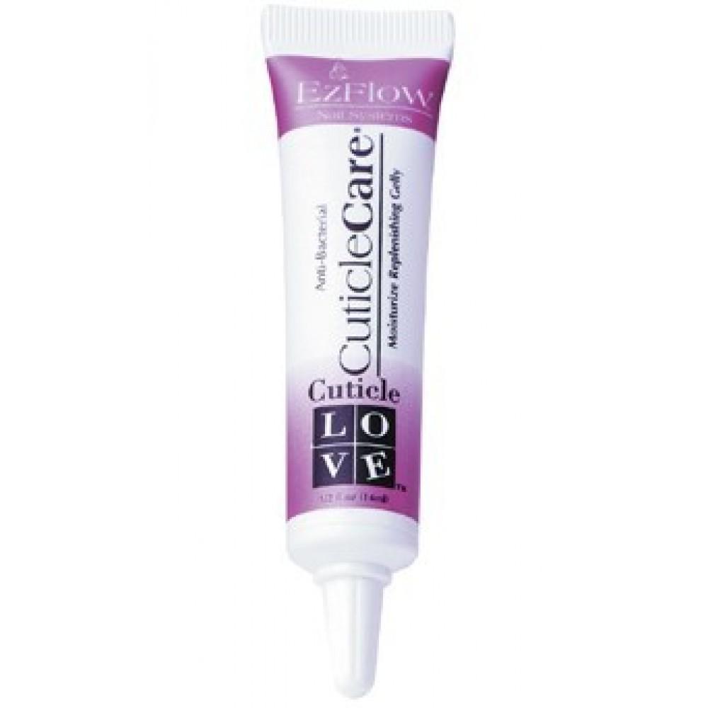 Ezflow, Антибактериальное желе для кутикулы 14 мл. Cuticle LOVE