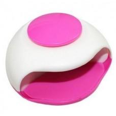 Сушка для лака на батарейках мини розовая