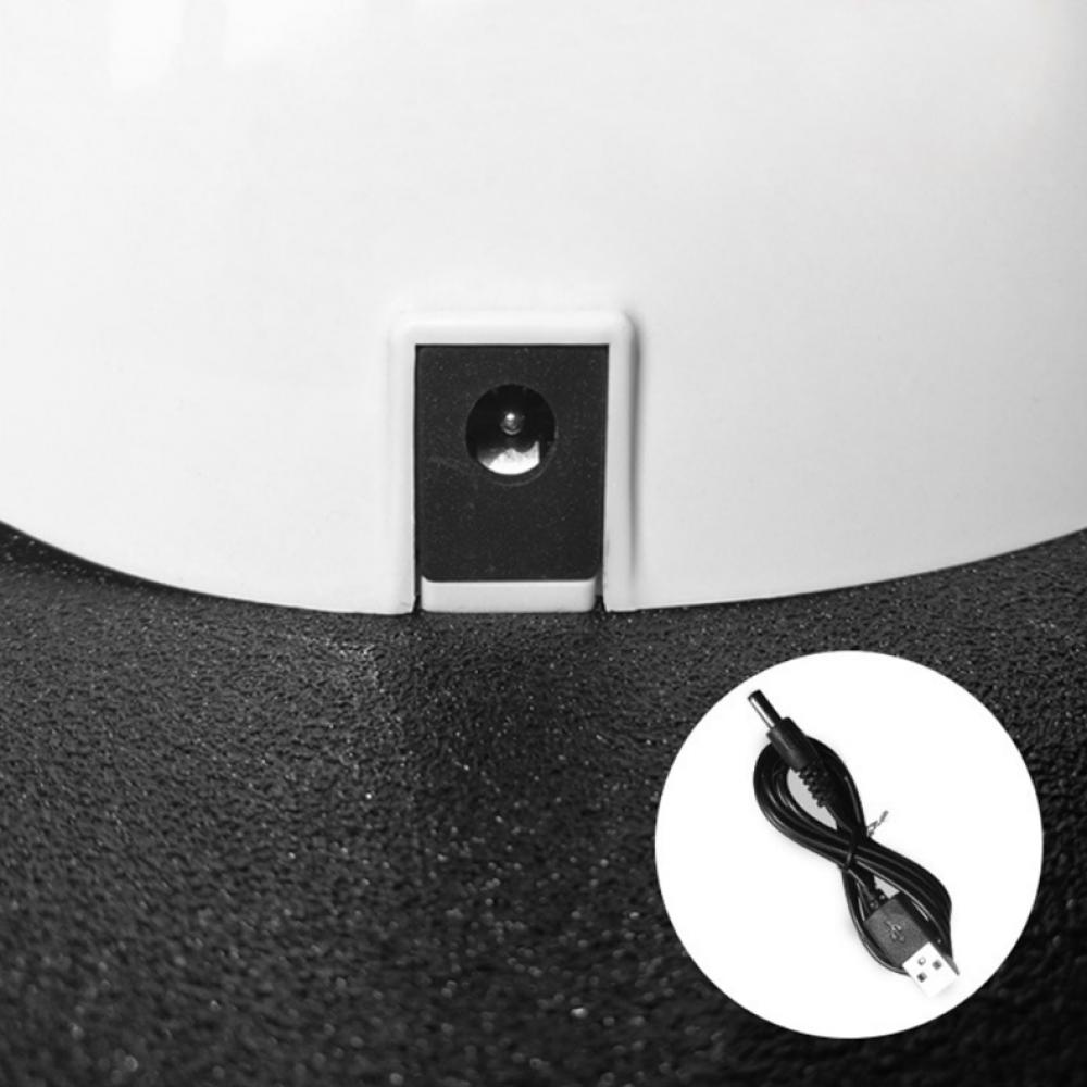 Разъем (гнездо) питания для маникюрной лампы DC011-2.0 мм