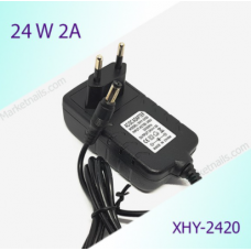 Блок питания для маникюрной лампы 24V-2A, XHY-2420
