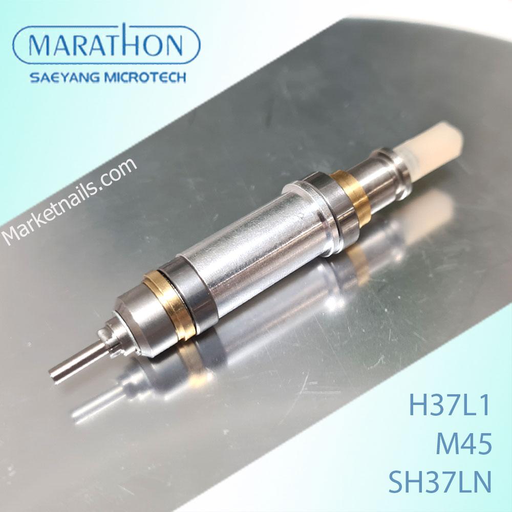 Шпиндель для наконечника Marathon SDE - SH37L M45 с тест фрезой