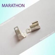 Контакты фиксаторы щеткодержателя левый, правый для Маратон