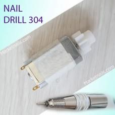 Моторчик для маникюрной ручки (фрезера) Nail Drill Master304