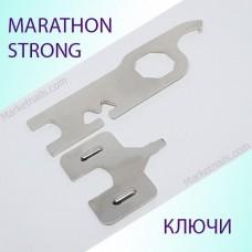 Набор ключей для разбора маникюрной ручки Marathon