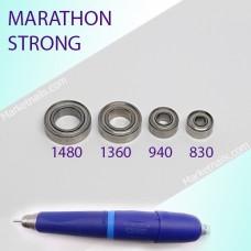 Набор подшипников для ручки фрезера Strong 106