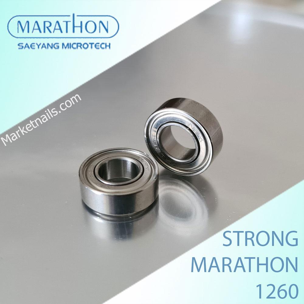Подшипник 12мм* 6мм* 4мм -1260 (201) для микромотора Marathon, Strong, SMT