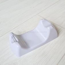 Подставка для ручки фрезера маникюрного аппарата белая