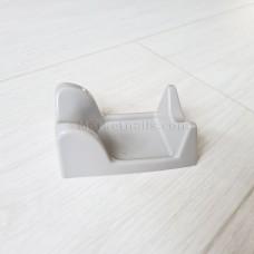 Подставка для ручки фрезера маникюрного аппарата серая